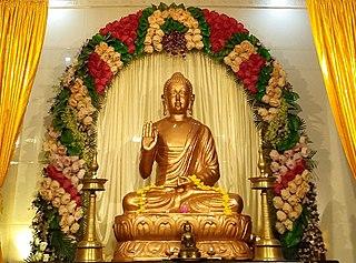 Sri Lanka Maha Bodhi Centre, Chennai