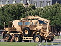 Buffalo MRAP ( Mine Resistant Ambush Protected Vehicle ).JPG