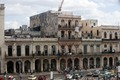 Buildings across from the Capitol on the Prado in Havana, Cuba LCCN2010639026.tif