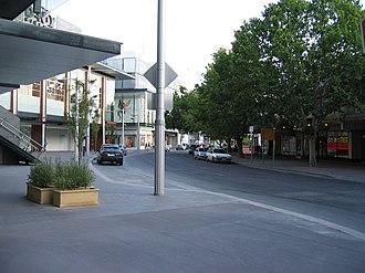 Bunda Street - Image: Bunda St 3