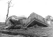 Bundesarchiv Bild 183-M1204-319, Berlin, Reichskanzlei, gesprengter Führerbunker