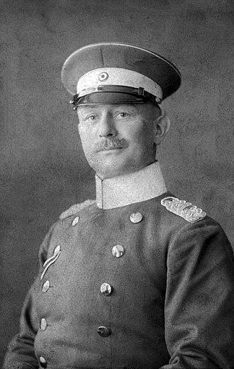 Paul von Lettow-Vorbeck - Paul von Lettow-Vorbeck