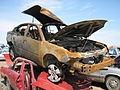 Burned out Chevrolet Malibu (2656997571).jpg