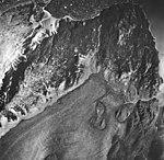 Burroughs Glacier, mountain glacier terminus, August 24, 1963 (GLACIERS 5977).jpg