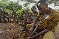 Burundi peacekeepers prepare for next rotation to Somalia, Bjumbura, Burundi 012210 (4324781393).jpg