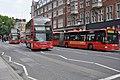 Buses on Tottenham Court Road, 2 July 2011.jpg