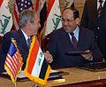 Bush visits Iraq, meets Maliki DVIDS136581.jpg