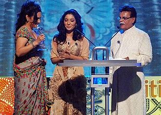 Bushra Ansari - Ansari at Lux Style Awards, 2011