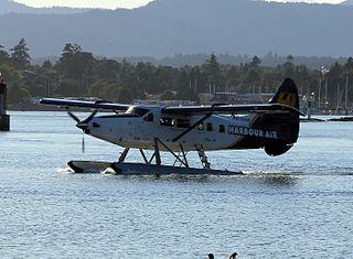 Harbour Air Seaplanes Floatplane airline in British Columbia, Canada