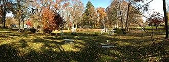Attleboro, Massachusetts - Capron Park