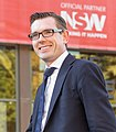 CEBIT Australia - Day 2, The Hon Dominic Perrottet MP (2) (cropped).jpg