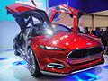 CES 2012 - Ford EVOS concept car (6764375181).jpg