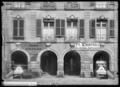 CH-NB - Bern, Haus, vue partielle extérieure - Collection Max van Berchem - EAD-6641.tif