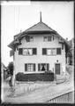 CH-NB - Chardonne, Maison de Montet, vue d'ensemble extérieure - Collection Max van Berchem - EAD-7239.tif