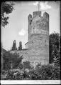 CH-NB - La Tour-de-Peilz, Château, Tour, vue d'ensemble - Collection Max van Berchem - EAD-7558.tif
