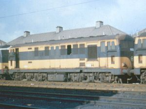 Diesel locomotives of Ireland