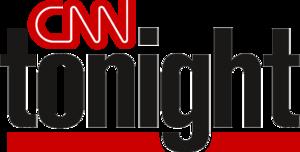 CNN Tonight - Image: CNN Tonight logo