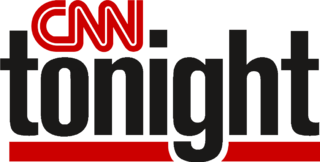 <i>CNN Tonight</i> Weeknight television show on CNN