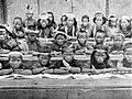 COLLECTIE TROPENMUSEUM Leerlingen van een zendingsschool in Poso Celebes TMnr 10000810.jpg