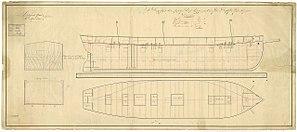 HMS Congo (1816) - Image: CONGO 1816 RMG J7304