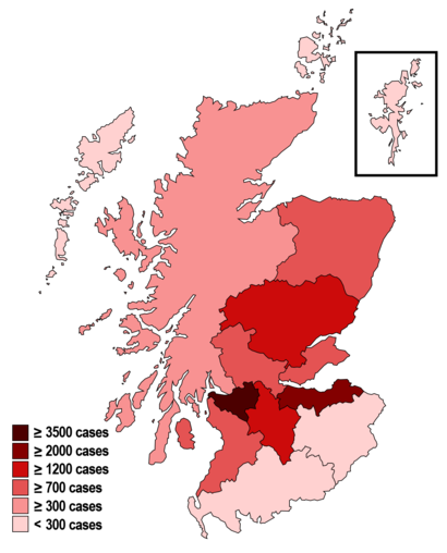 COVID-19 Cases Map of Scotland.png