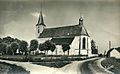 CP église Saint-Martin de Batilly-en-Gâtinais, Loiret, Centre, France.jpg