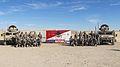C Troop, 153rd Cavalry, 53rd Infantry Brigade Combat Team, 2010, Camp Buerhing, Kuwait.JPG