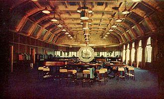 Cal Neva Lodge & Casino - The casino