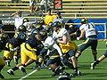 Cal football spring practice 2010-04-17 5.JPG
