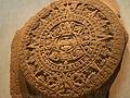 Calendario Azteca del Museo de Antropología.JPG