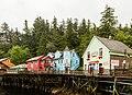 Calle histórica Creek, Ketchikan, Alaska, Estados Unidos, 2017-08-16, DD 50.jpg