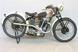 Calthorpe cars - Calthorpe 500 cc M4 Ivory 1936