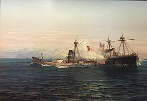 Battle of Angamos - Naval Battle of Angamos