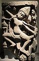 Cambogia, apsaras, da terrazza elefanti di angkor thom, arte post angkor, xvi sec 02.JPG