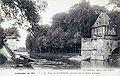 Campagne de 1914 - Le pont de Parmain detruit par le Genie francais.jpg