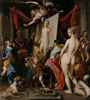 Joos van Winghe Flemish Renaissance painter