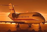 N43R - CL60 - Nordwind Airlines
