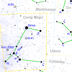 Canis major constellation map.png