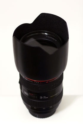 image illustrative de l'article Canon EF 28-70mm