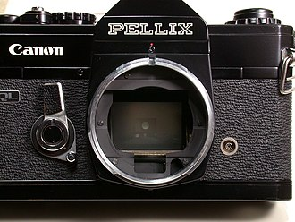 Canon Pellix - The pellicle mirror