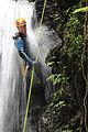 Canyoning Bali - Adventure & Spirit - 9 Kalimudah abseil - bali canyoning.JPG