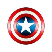 d8911e58e3308 O primeiro texto publicado por Stan Lee na Timely foi uma história em que  mostrou o escudo do Capitão América como uma arma de arremesso.
