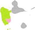 Capesterre-Belle-Eau (Guadeloupe) dans son Arrondissement.png
