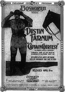 <i>Captain Courtesy</i> 1915 American silent film by Phillips Smalley