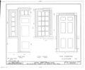 Captain Joseph Bonner House, Front and Main Streets, Bath, Beaufort County, NC HABS NC,7-BATH,4- (sheet 8 of 8).png