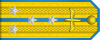 Captain of the Air Force rank insignia (North Korea).svg