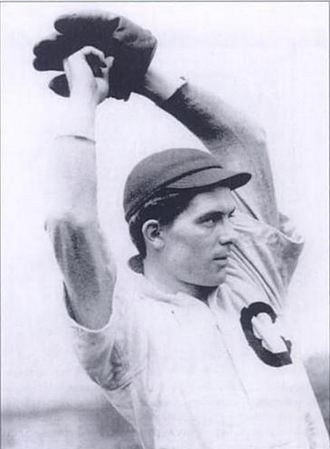 Carl Lundgren - Lundgren with the Cubs.