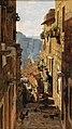 Carl Moll - A street in Ragusa.jpg