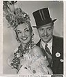 Carmen Miranda e Don Ameche em That Night in Rio..jpg