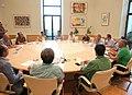 Carmena y Causapié se reúnen con los sindicatos por la escasez de personal en el Ayuntamiento (06).jpg